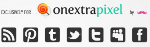 sample image of icon set from onextrapixel.com