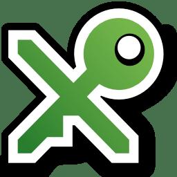 keepassx logo
