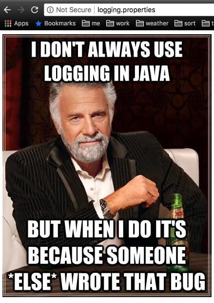 http://logging.properties
